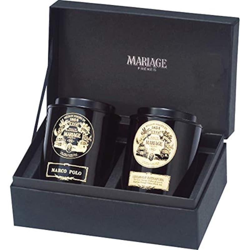 マリアージュフレール,紅茶の贈り物ギフトセット