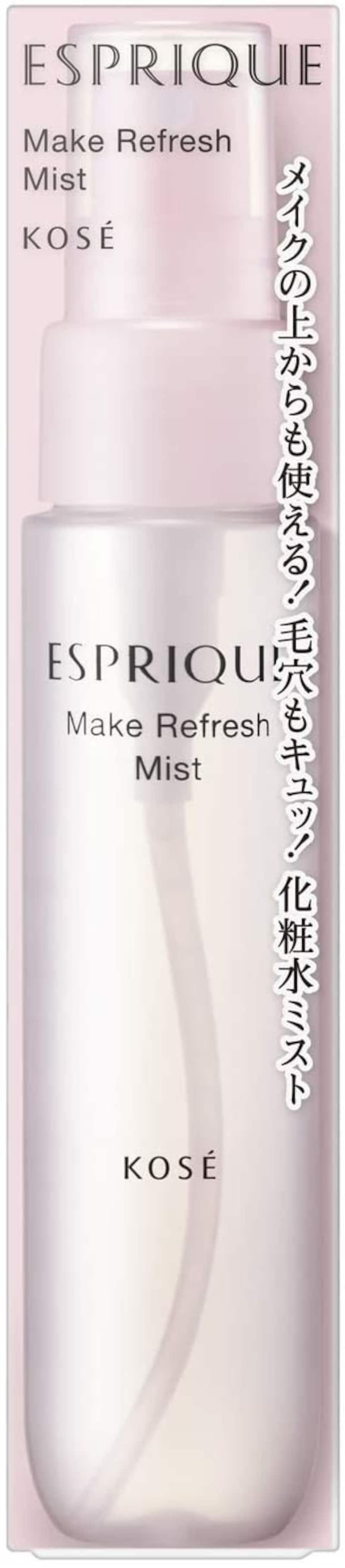ESPRIQUE(エスプリーク),メイクリフレッシュミスト