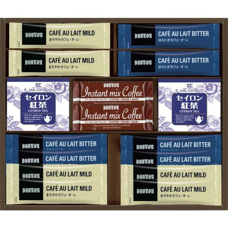 DOUTOR(ドトール),ドトールスティックコーヒー&紅茶コレクション