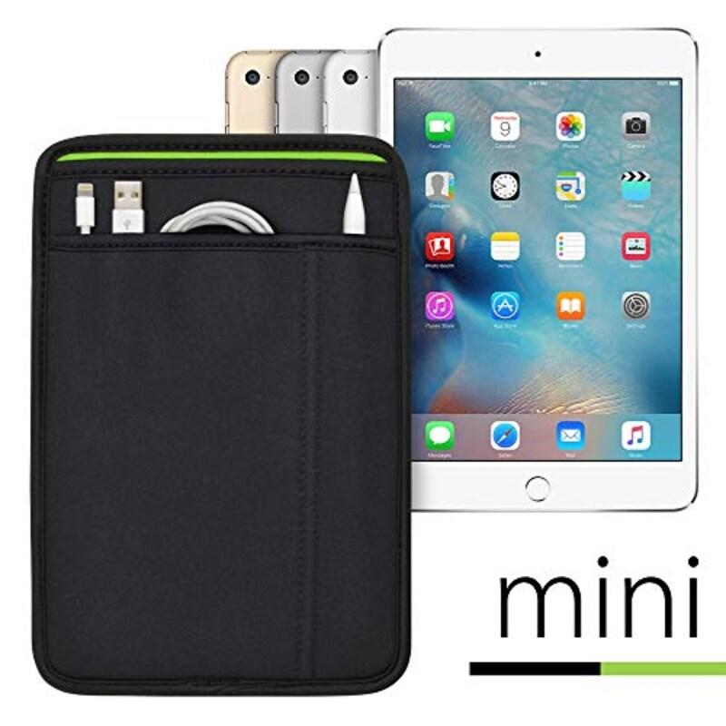 JTT,iPad mini シリーズ用 JustFit. スリーブケース,IPMJFSCBG