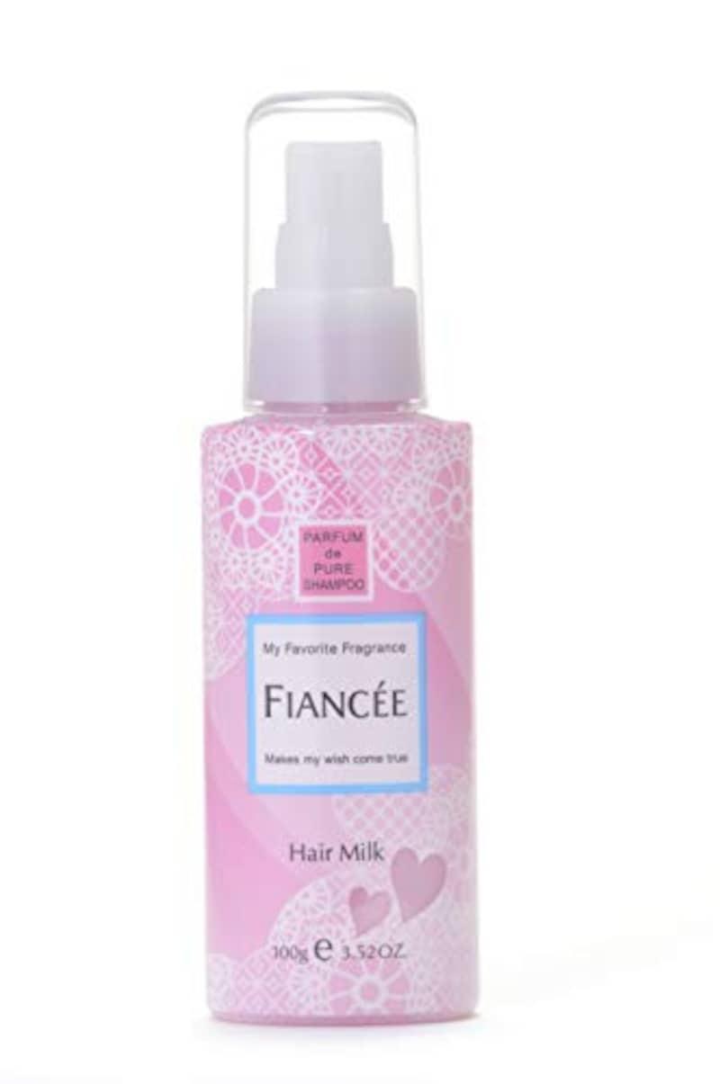 フィアンセ,フレグランスヘアミルク ピュアシャンプーの香り