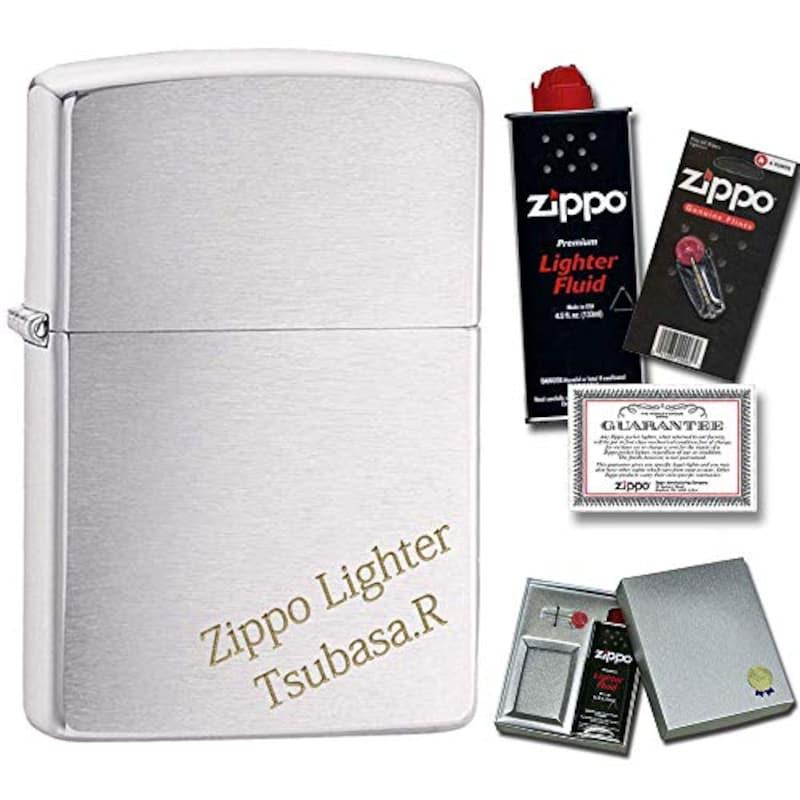 ZIPPO,名入れ 彫刻 ライター