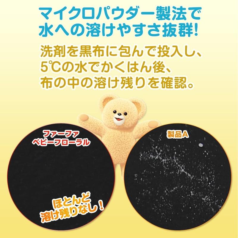 NSファーファ・ジャパン,ファーファ コンパクト粉末洗剤