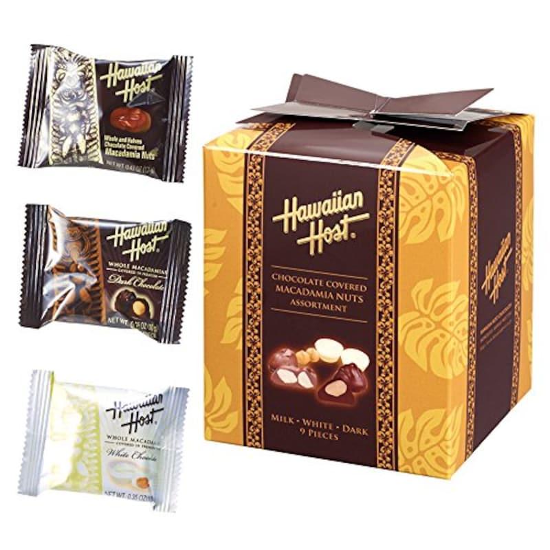 Hawaiian Host,マカデミアナッツ チョコレートミックス