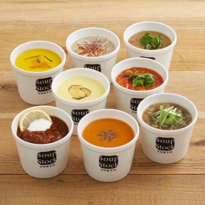 Soup Stock Tokyo,スープ 8セット カジュアル箱付き