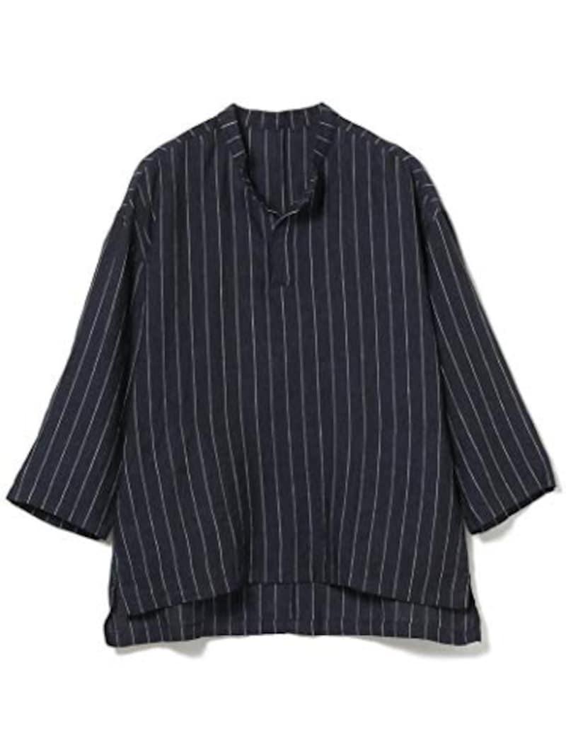 BEAMS LIGHTS(ビームスライツ),7分袖シャツ