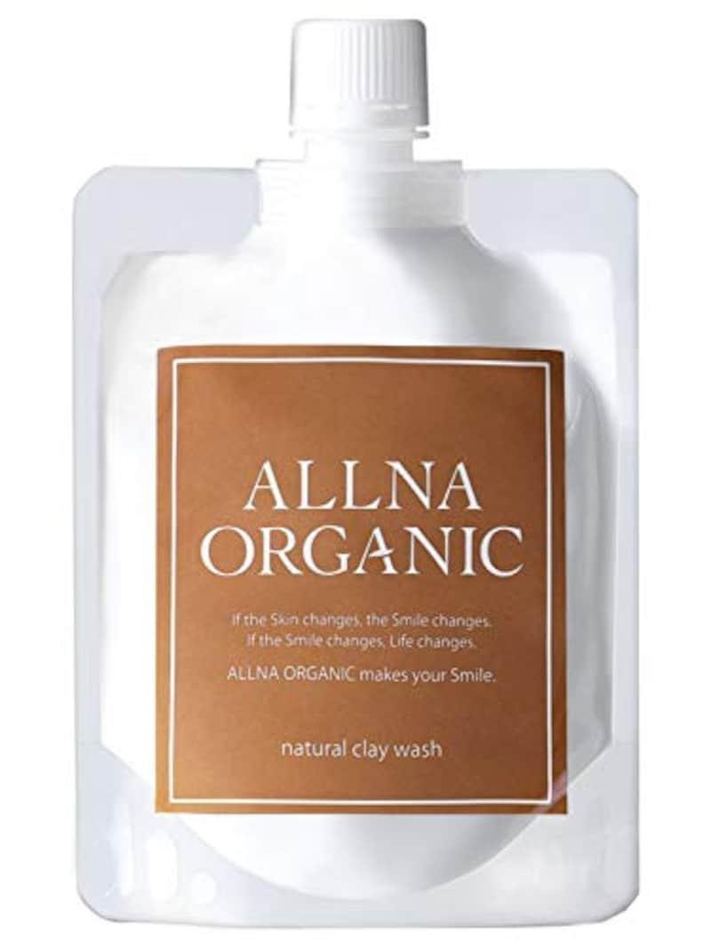 ALLNA ORGANIC(オルナオーガニック),natural clay wash