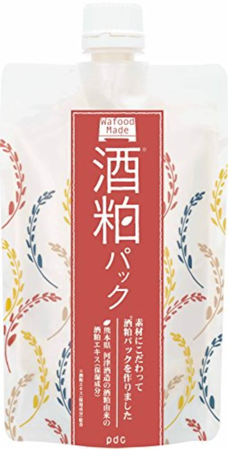 pdc,ワフードメイド(Wafood Made) 酒粕パック