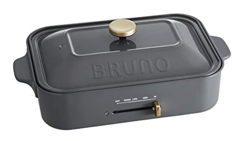BRUNO ,コンパクトホットプレート,7760411