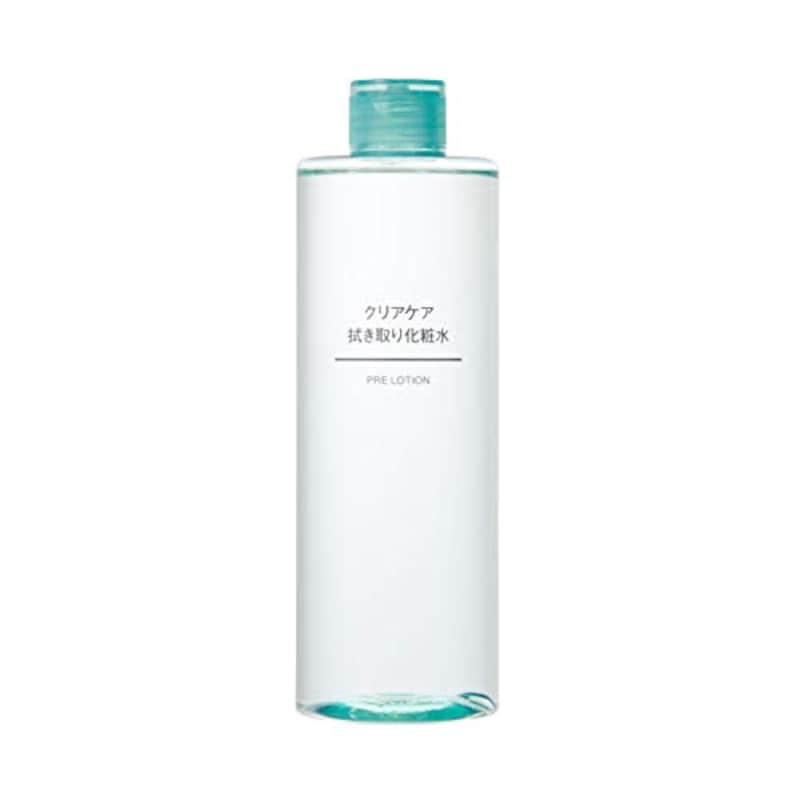 無印良品,クリアケア拭き取り化粧水(大容量)
