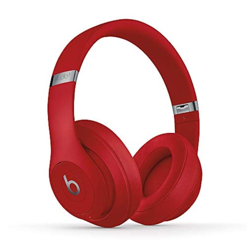 BeatsByDr.Dre,Beats Studio3 Wireless(レッド)