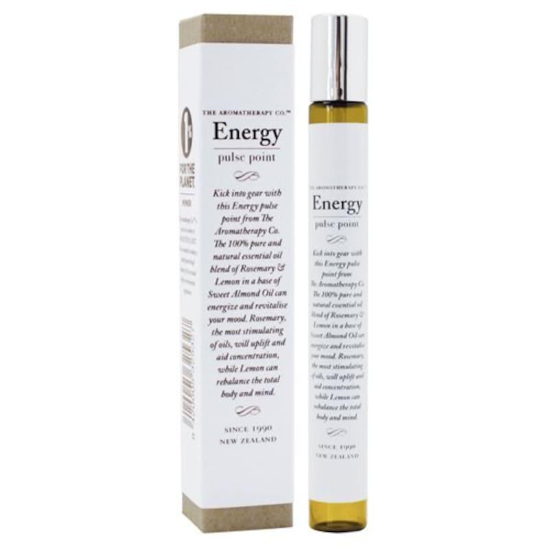 THE AROMATHERAPY COMPANY(アロマセラピーカンパニー),Therapy Range  Pulse Point  Energy