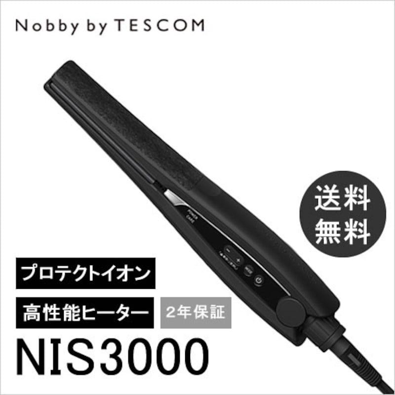 TESCOM(テスコム),プロフェッショナル プロテクトイオン ヘアーアイロン,NIS3000