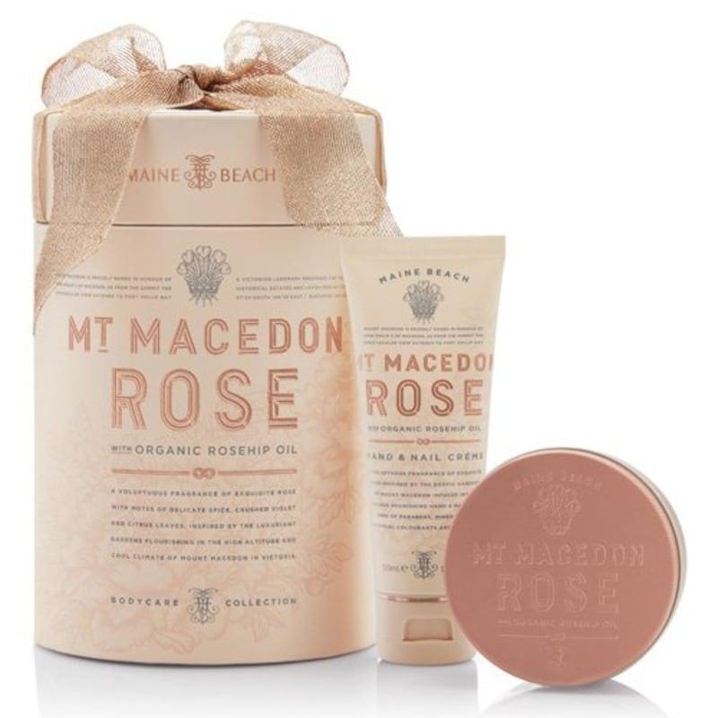 MAINE BEACH,MT MACEDON ROSE Duo Gift Pack