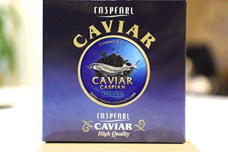 ワインホリックの厳選キャビア,キャビア・ベルーガ