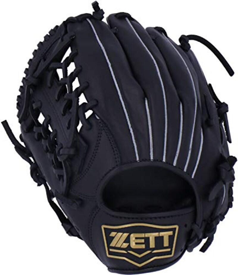 ZETT(ゼット) 少年野球 軟式 グランドヒーロー (左投げ用)