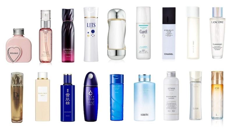 保湿化粧水の人気ランキング50選|<50代の肌悩みに>美白ケアや手の保湿にも効果的?人気の素肌しずくやメンズ向け、デパコスも紹介!