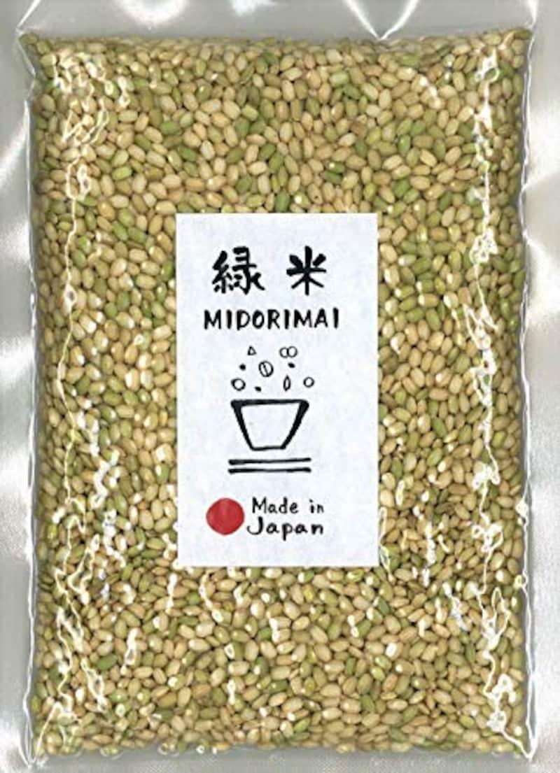 雑穀屋穂の香,緑米