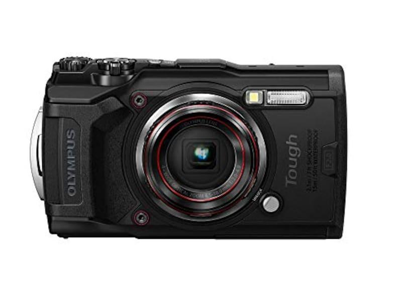 OLYMPUS(オリンパス),デジタルカメラ,Olympus TG-6 Black
