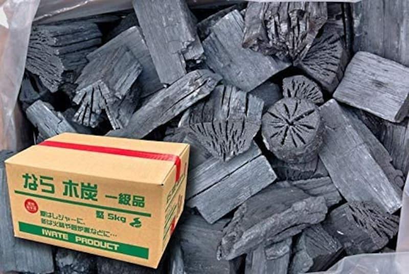 ナエムラ,岩手なら炭 堅一級 国産木炭,B01C3MYWGK
