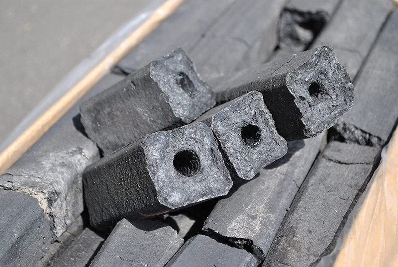 大雪備長炭,オガ備長炭 一級品