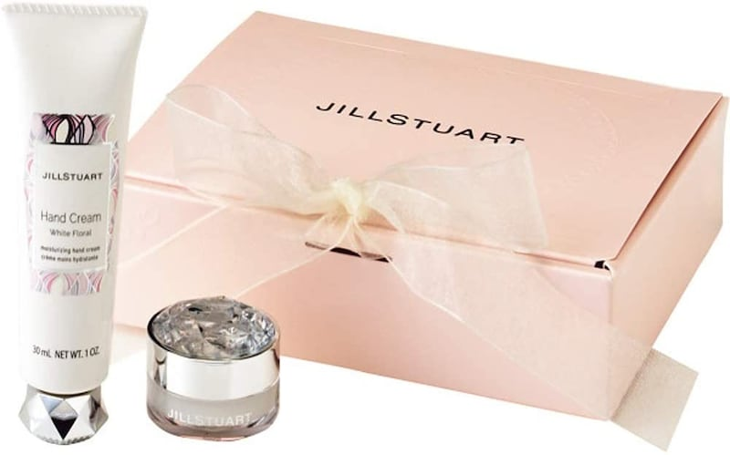JILL STUART(ジルスチュアート),リップバーム・ハンドクリーム セット