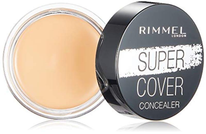 RIMMEL(リンメル),スーパーカバーコンシーラー  002 自然な肌色
