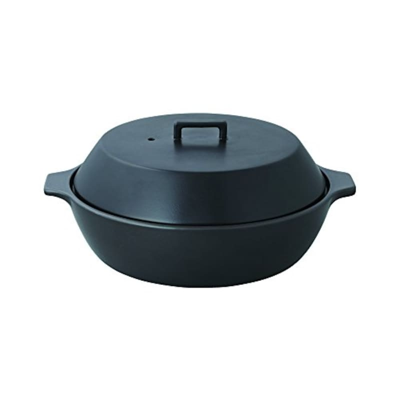 KINTO(キントー),KAKOMI IH 土鍋 2.5L ブラック