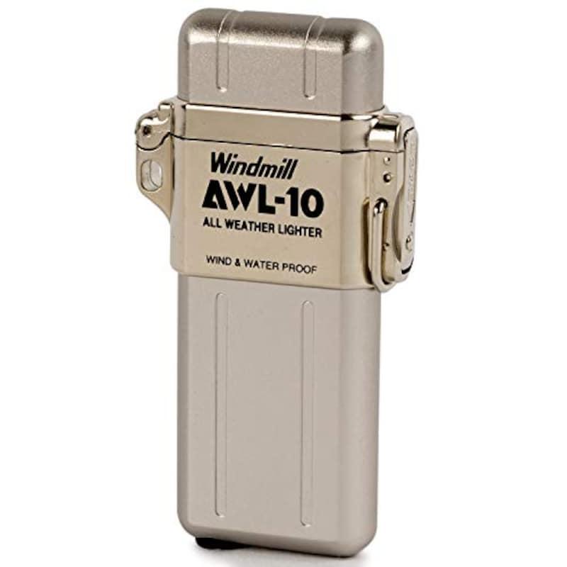 WINDMILL(ウインドミル),ライター 防水・耐風仕様,AWL-10