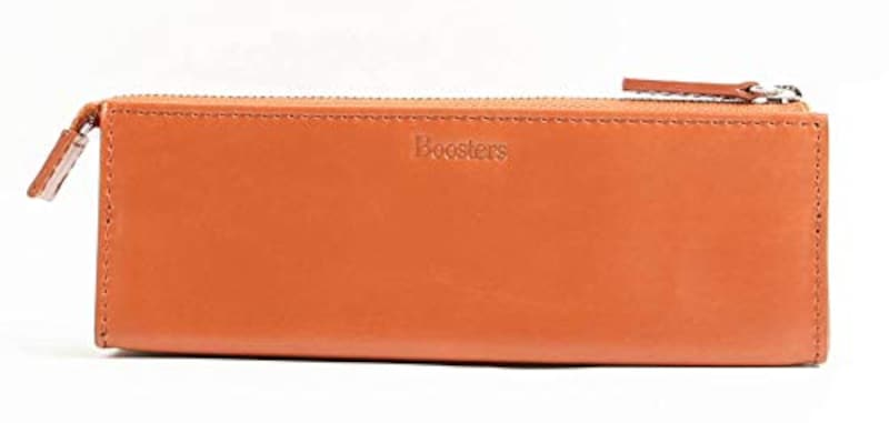 Boosters(ブースターズ),大容量 革ペンケース
