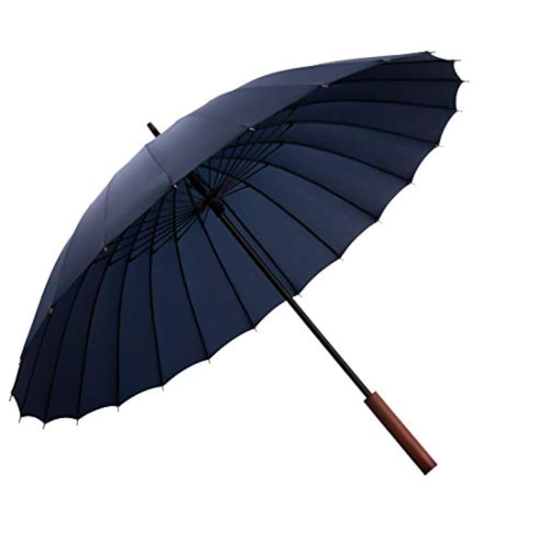 sunnyskies,メンズ雨傘 24本骨