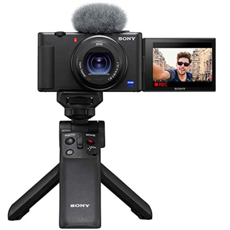 ソニー(SONY),Vlog用カメラ VLOGCAM
