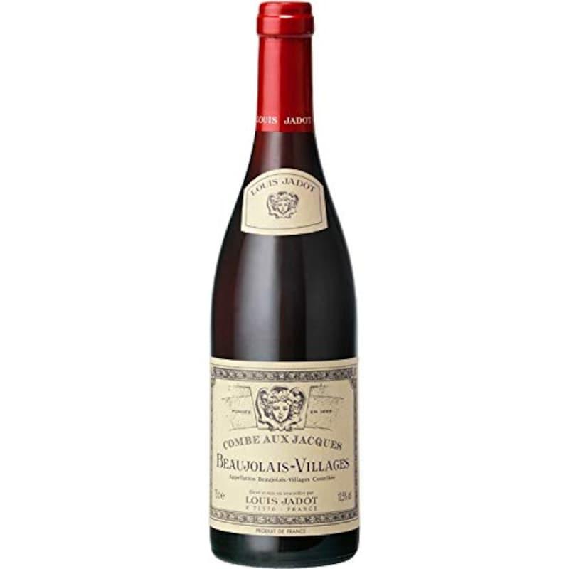 ルイジャド,赤ワイン ルイ ジャド ボージョレ ヴィラージュ コンボー ジャック