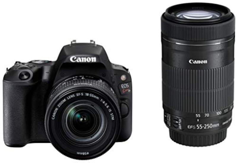 Canon(キャノン),デジタル一眼レフカメラ「EOS Kiss X9」ダブルズームキット