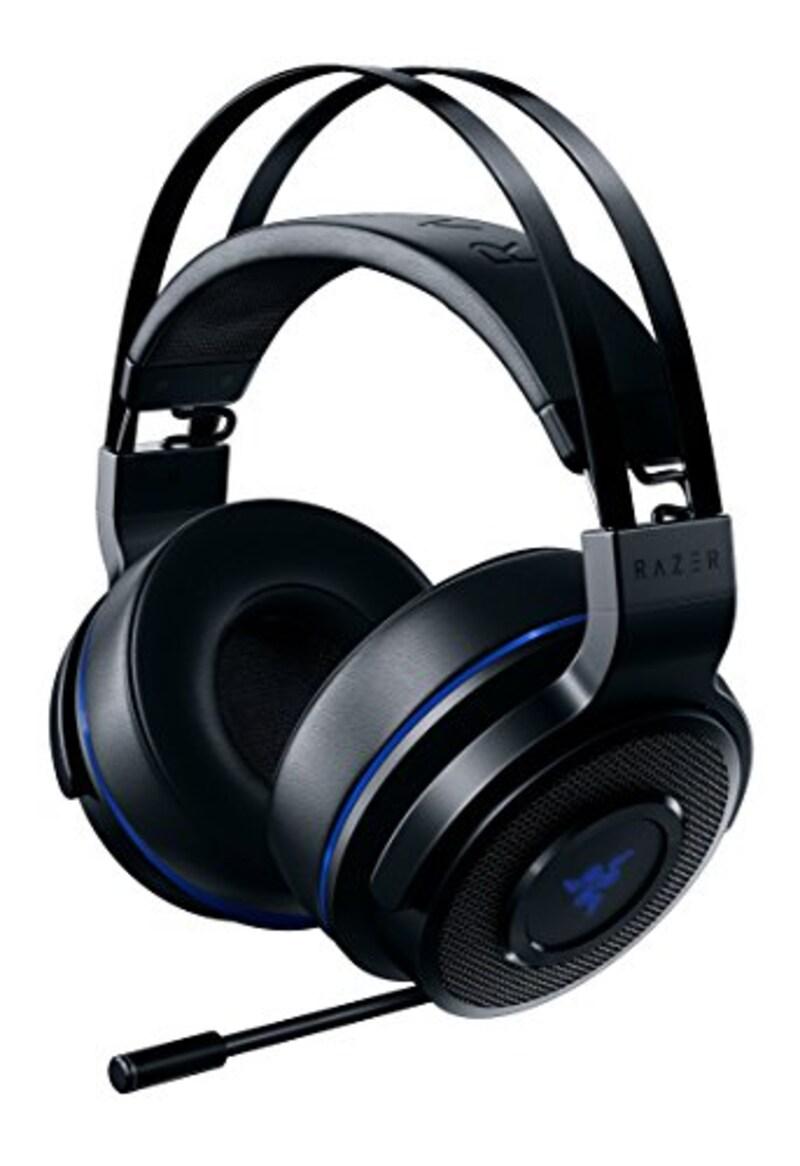 Razer(レイザー),Thresher 7.1 PS4®対応 Dolby 7.1chサラウンドワイヤレスヘッドセット,RZ04-02230100-R3M1
