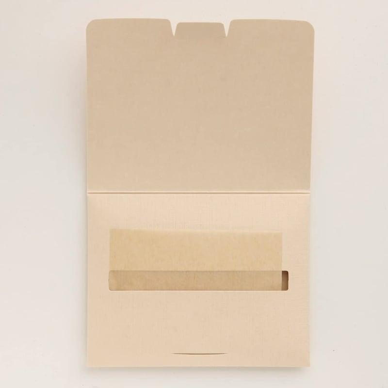 無印良品,あぶらとり紙