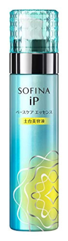 花王,ソフィーナiP ベースケア エッセンス
