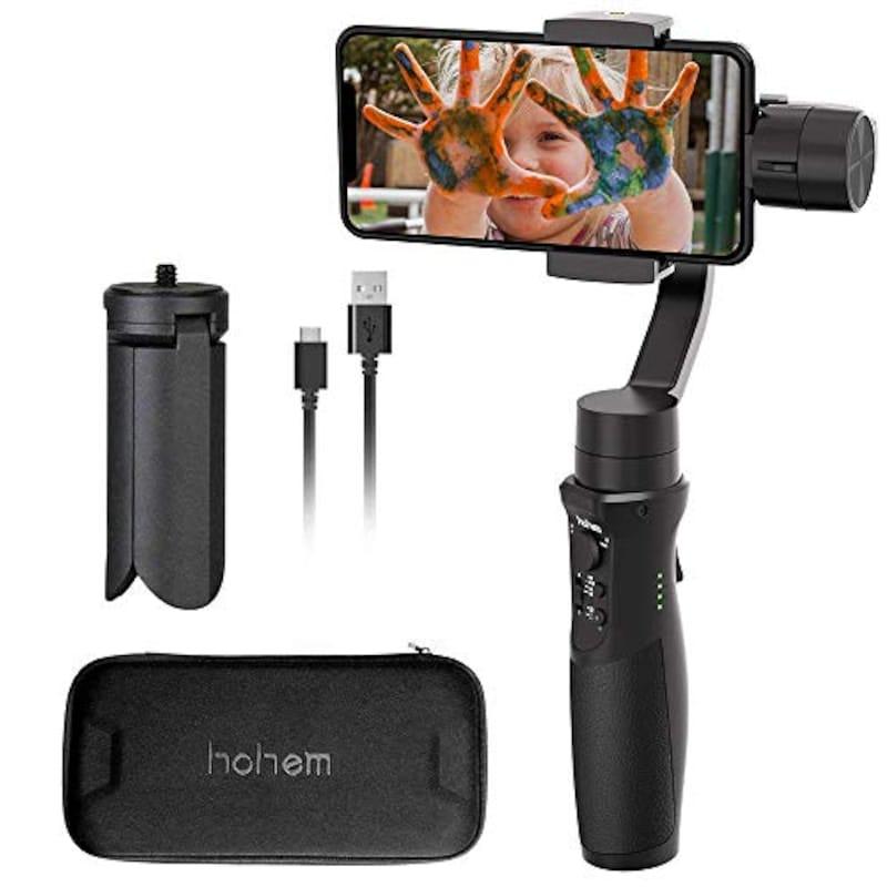 Hohem,iSteady Mobile+ スマホ スタビライザー,Hohem iSteady Mobile+