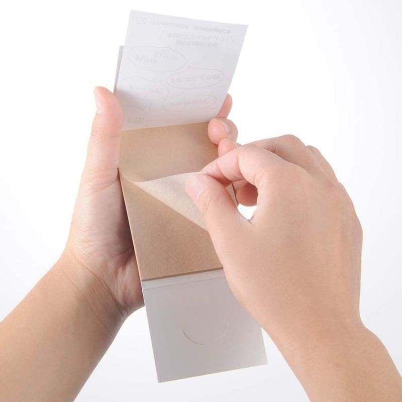 KINKA,金箔生まれのあぶらとり紙(華)