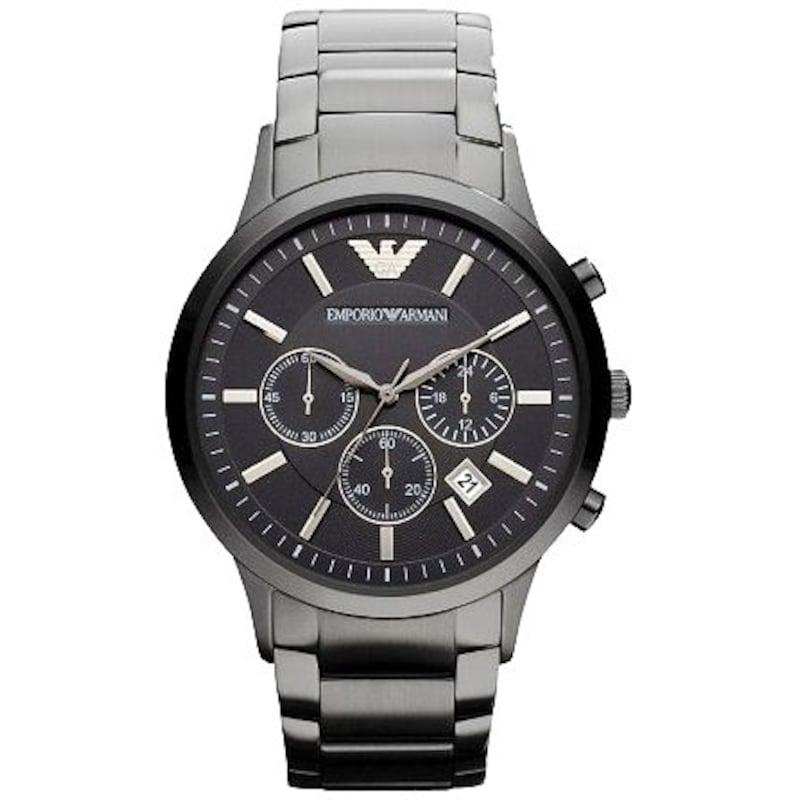 EMPORIO ARMANI,メンズ腕時計 クラシック クロノグラフ,AR2453