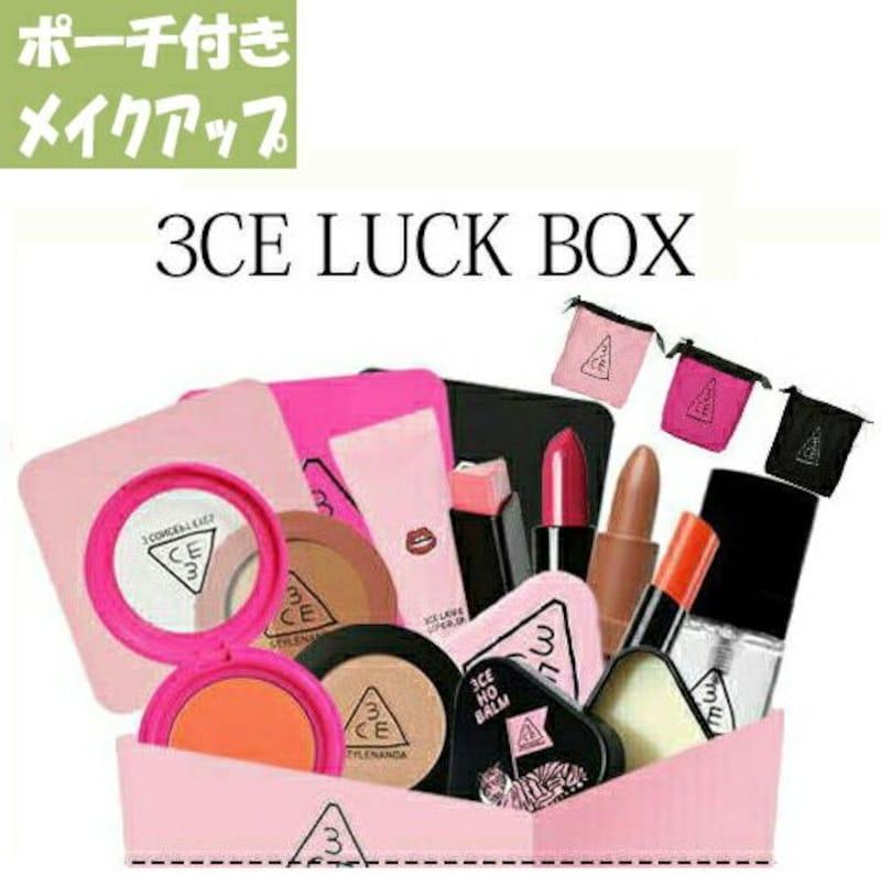 3CE(スリーシーイー),3CE LUCKY BOX