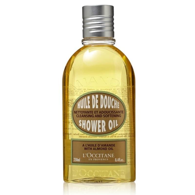 ロクシタン,アーモンド モイスチャライジング シャワーオイル
