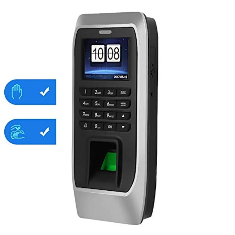 VBESTLIFE,指紋認証 タイムレコーダー