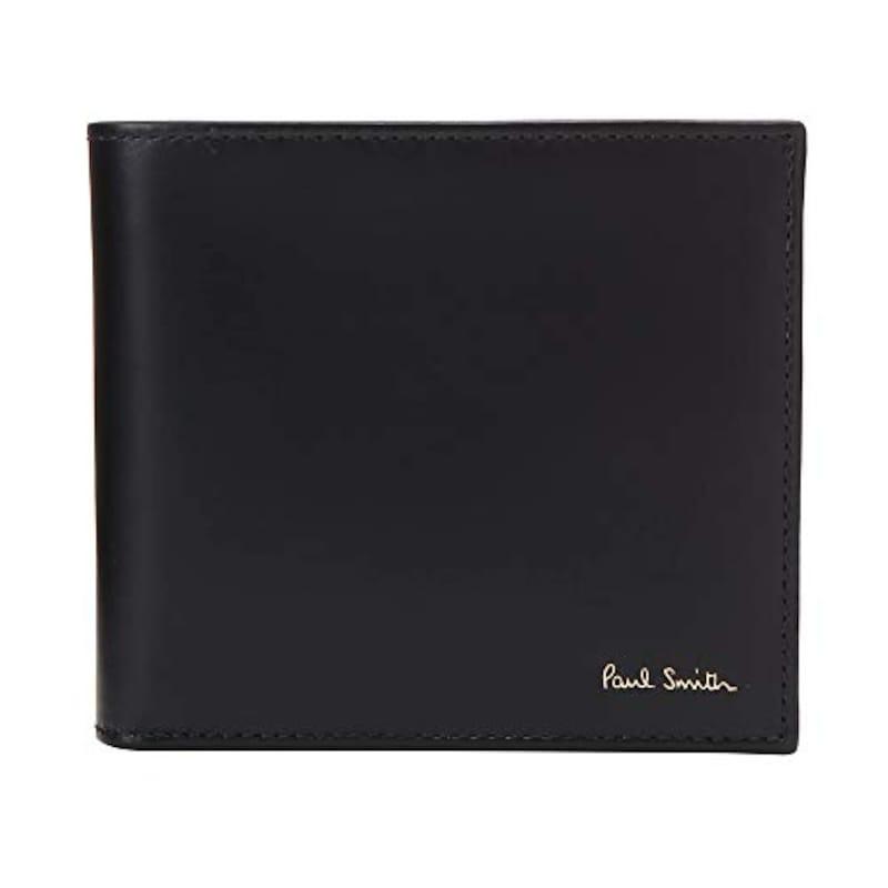 Paul Smith(ポールスミス),財布 二つ折り メンズ レザー