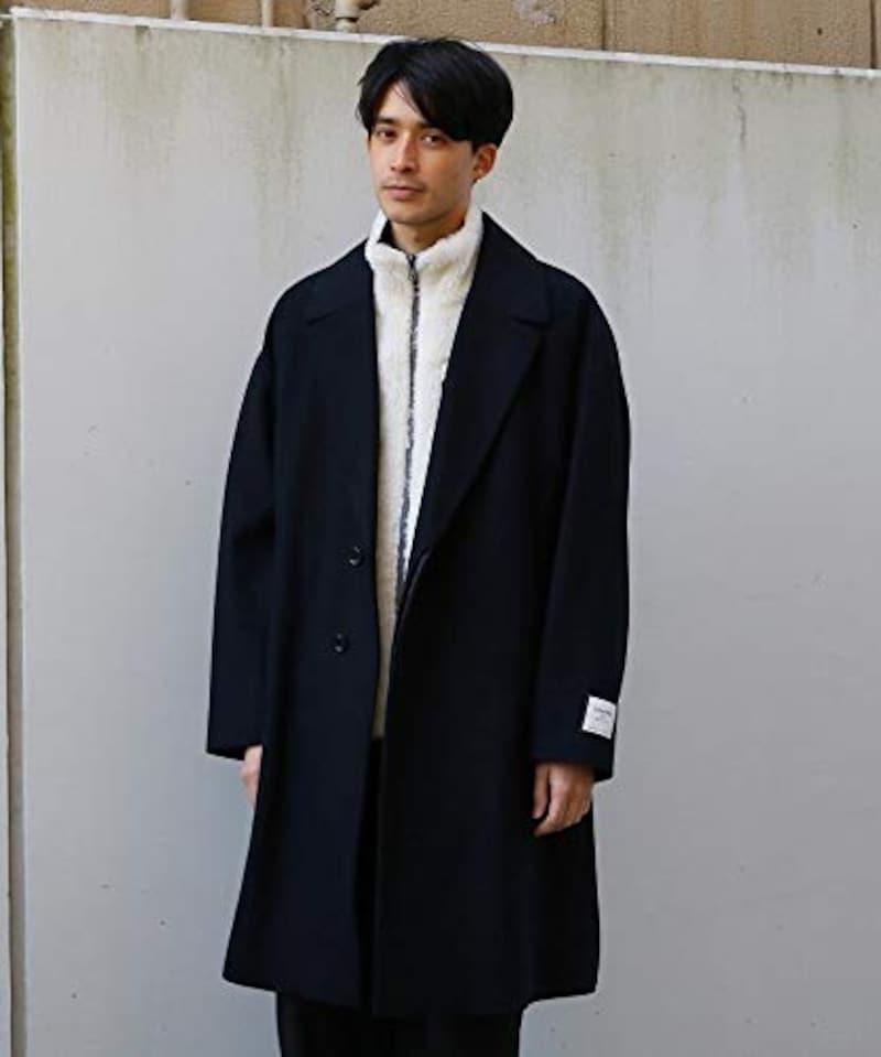 tk.TAKEO KIKUCHI(ティーケー タケオキクチ),GIGATEX BIGチェスターコート