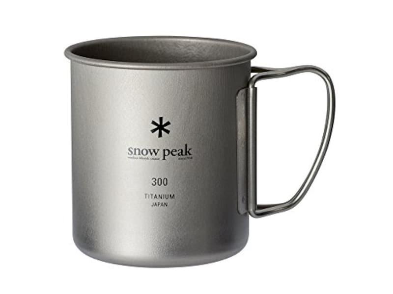 スノーピーク(snow peak)),チタンシングルマグ,MG-142