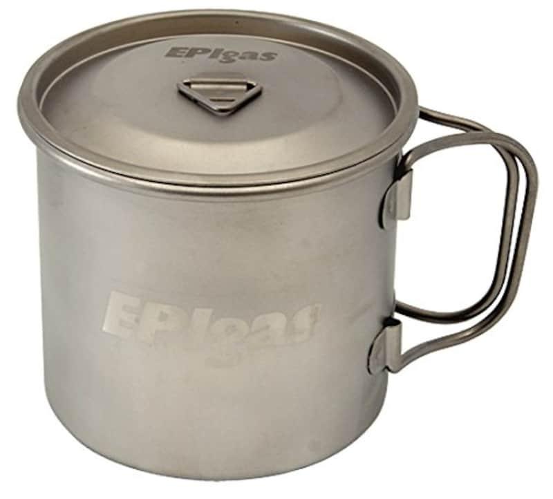 イーピーアイ(EPI),シングルチタンマグ カバーセット,T-8114