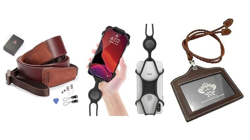 おしゃれなネックストラップのおすすめ人気ランキング30選|カード・携帯・カメラなど用途に合わせて