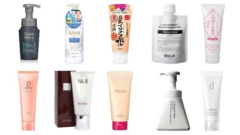 洗顔料のおすすめ人気ランキング60選|ニキビ、毛穴に最適なものは?泡立て方やメンズ向けも紹介!