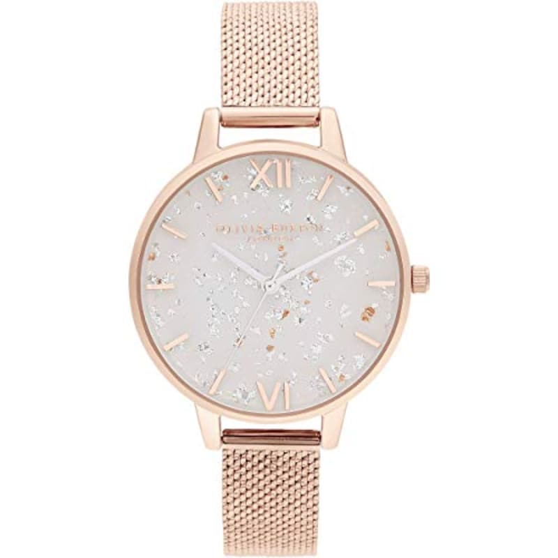 OLIVIA BURTON(オリビアバートン),腕時計 フェイス セレスティアル ローズゴールド,OB16GD35